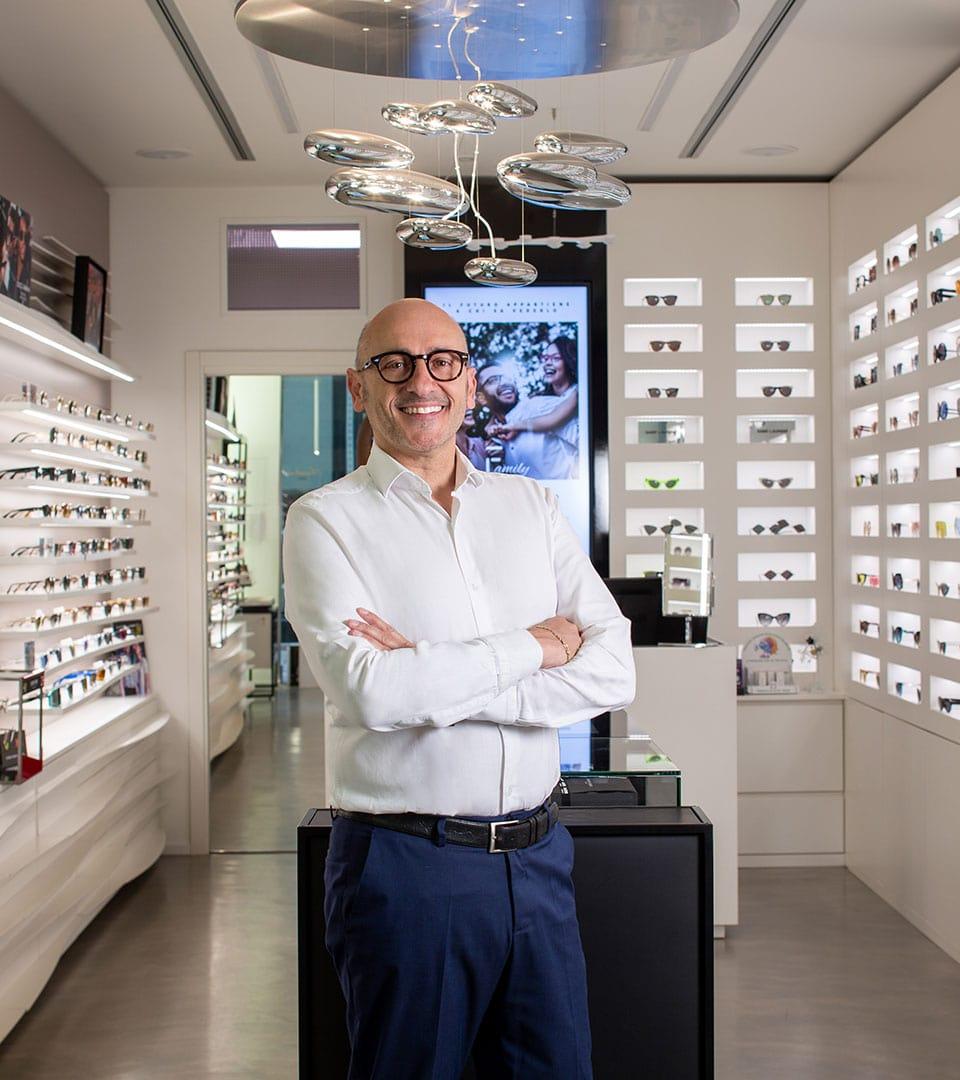 Occhi negli occhi con Gianni Forlini: l'ottica del futuro parte da Ravenna