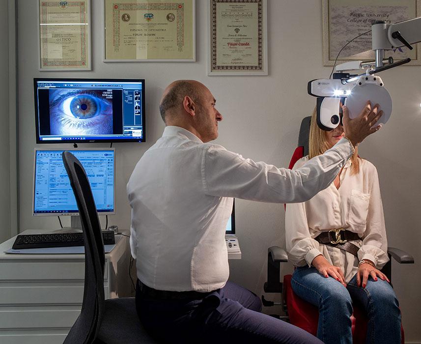 gli scenari futuri più interessanti nel settore dell'ottica e optometria