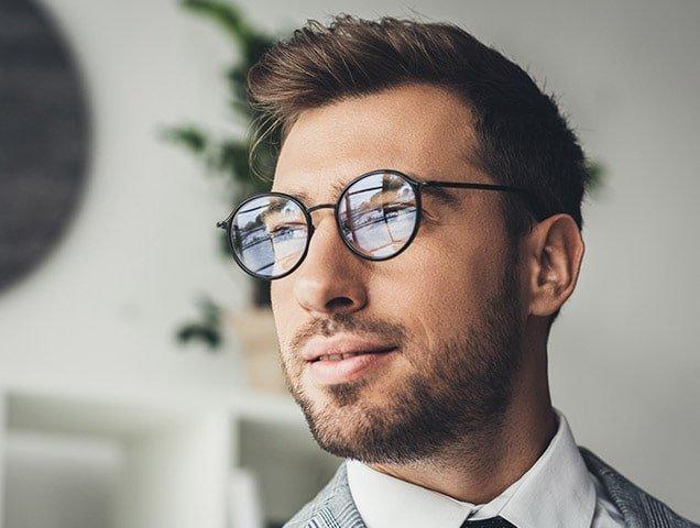 Occhiali contro luce blu: come funzionano