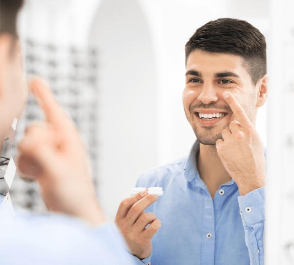 Lenti a contatto o occhiali da vista: quali fanno al caso tuo