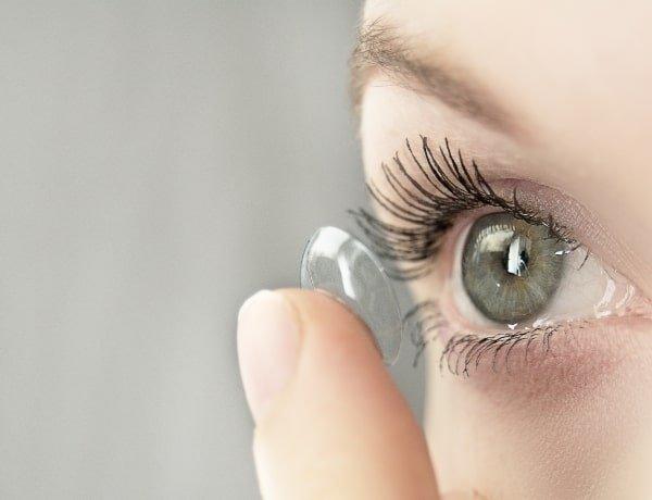 Vantaggi lenti a contatto mensili per miopi