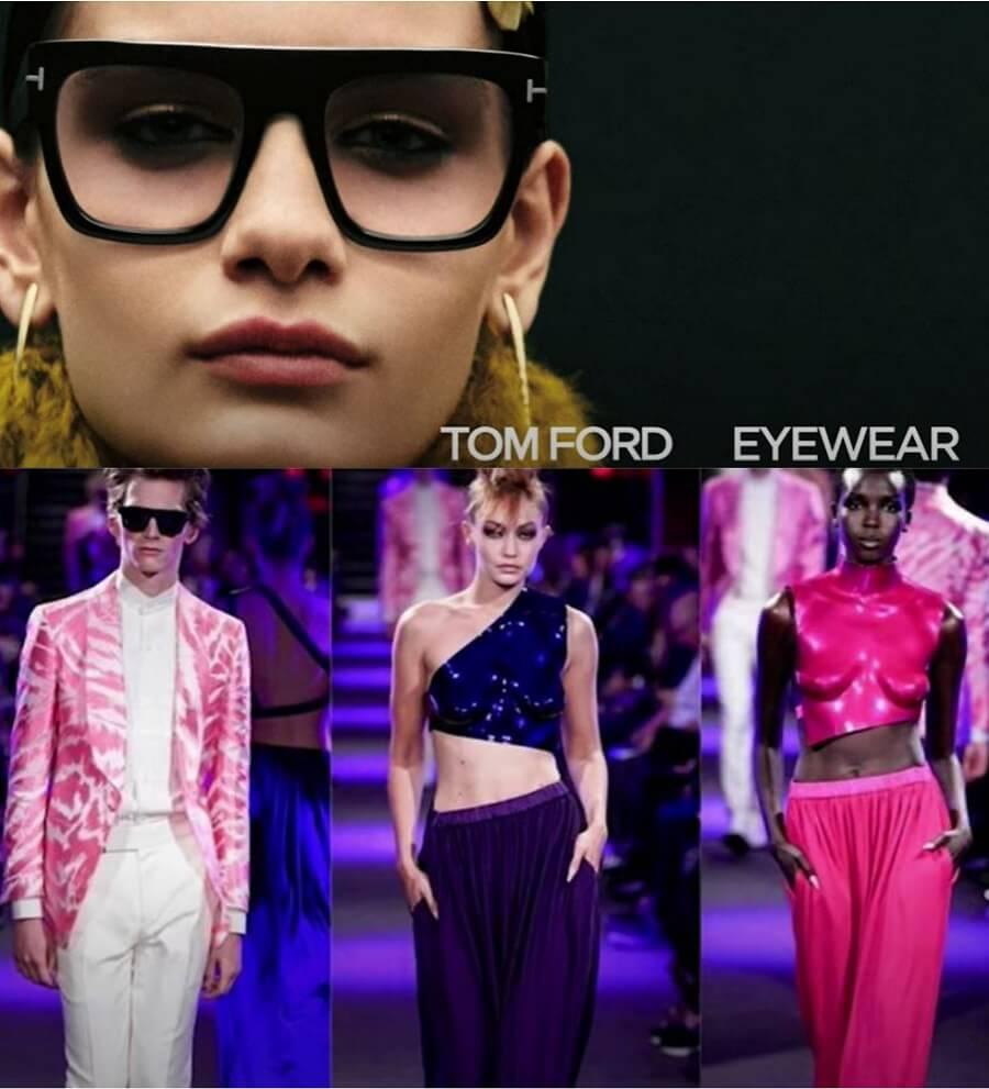 Tom Ford occhiali e abbigliamento