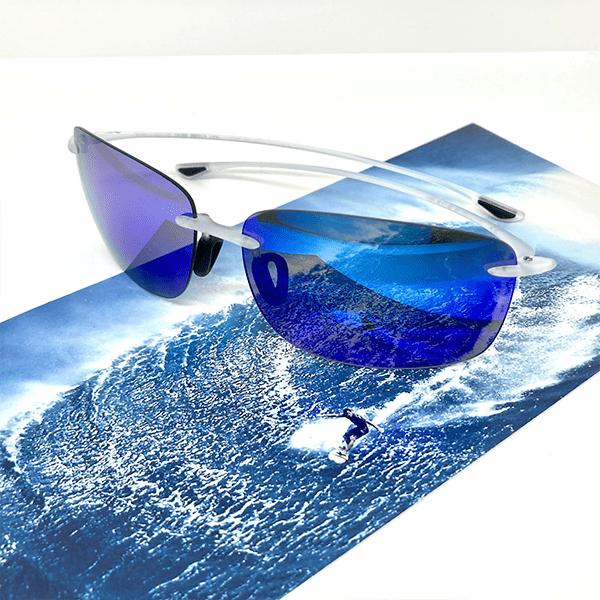 Gli occhiali da sole polarizzati