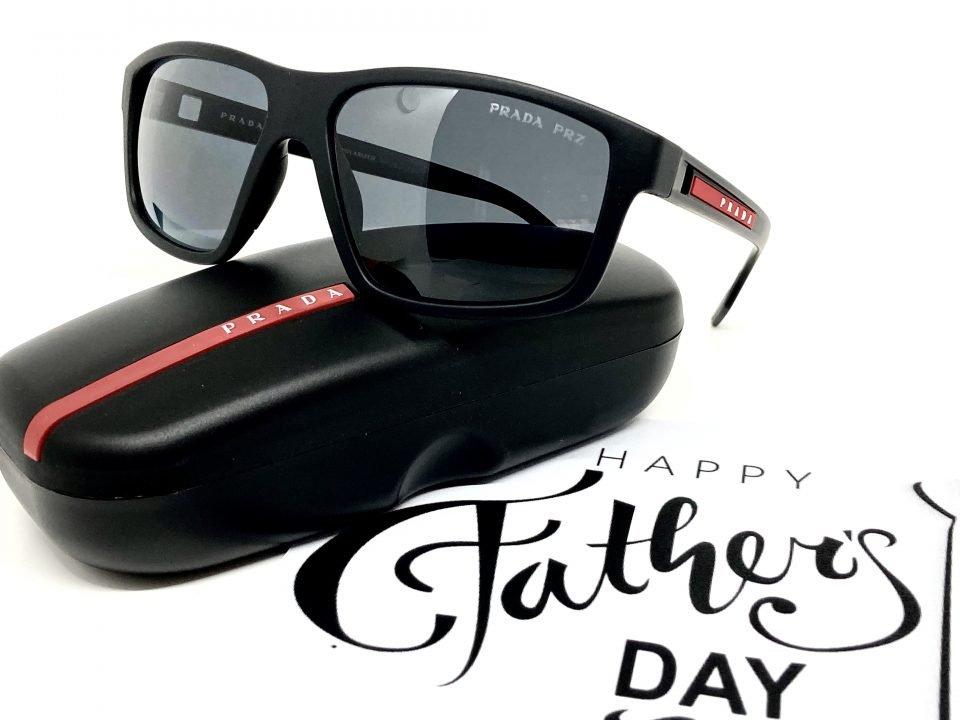 occhiali da sole Prada Linea Rossa 02XSidea regalo festa del papà