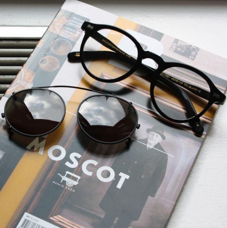occhiali da sole miltzen clipzen