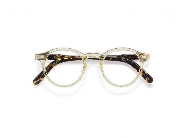 occhiali da vista Moscot MILTZEN Citron Tortoise