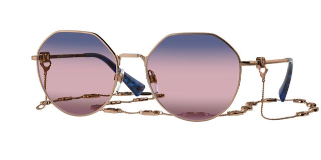 occhiali lenti colorate Valentino