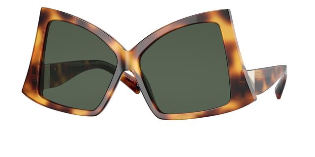 occhiali da sole Valentino da donna maxi